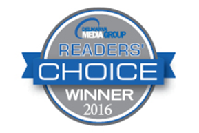 Seaside Pointe 2016 Readers' Choice Award
