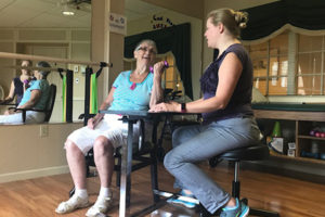 <center>From Wheelchair to Walking Club: A Brandywine Living & Virtua Success Story</center>