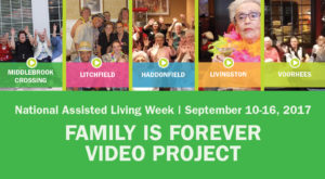 """<center>""""Family Is Forever"""" Annual Video Project 2017!</center>"""