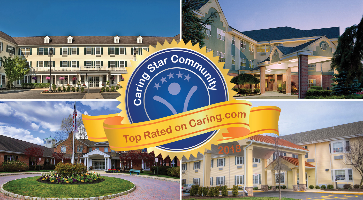 Caring Star 2018 Badge and Community Exterior Photos