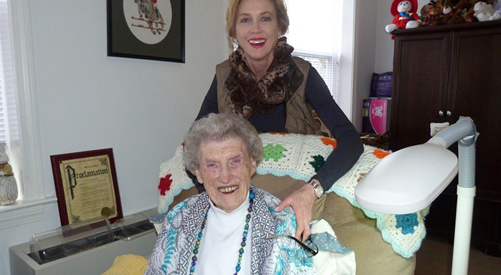 Helen Graham Turner 111 Years