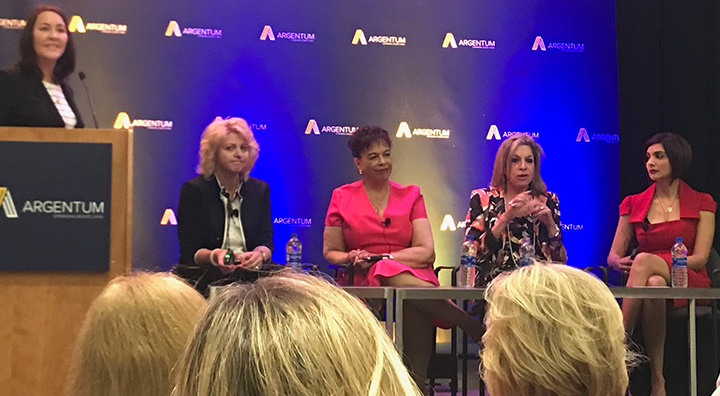 Four Female Senior Living Leaders Speak on Panel
