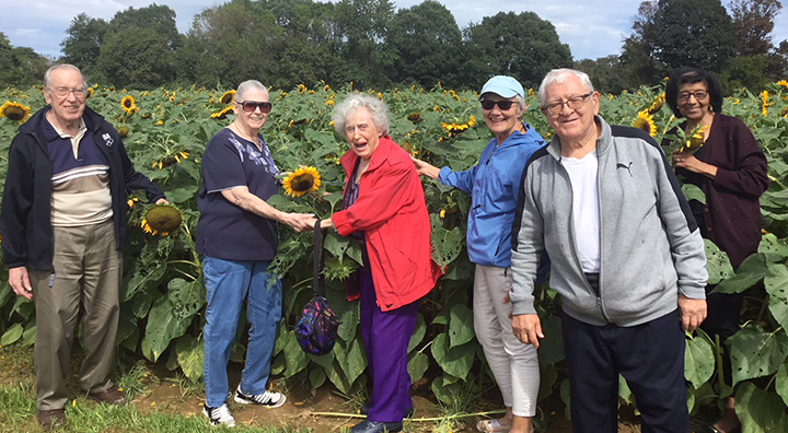 Brandywine Living Residents at Holland Farms