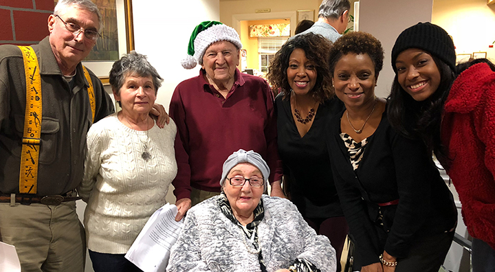 Brandywine Living at Pennington Celebrates the Holidays