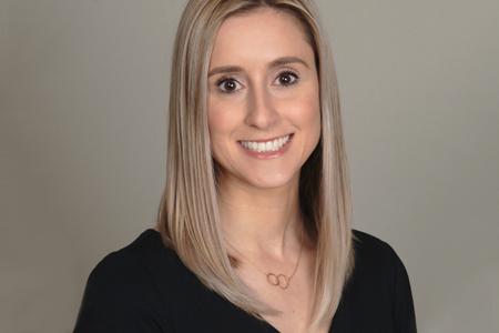 Samantha Tricoli, 40 Under 40 Honoree
