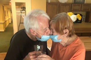 <center>In the News: Toms River couple celebrates 70th wedding anniversary in quarantine</center>Click to view our  Communities