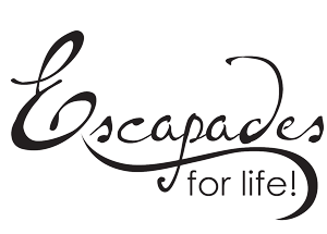 Escapades....For Life! Logo