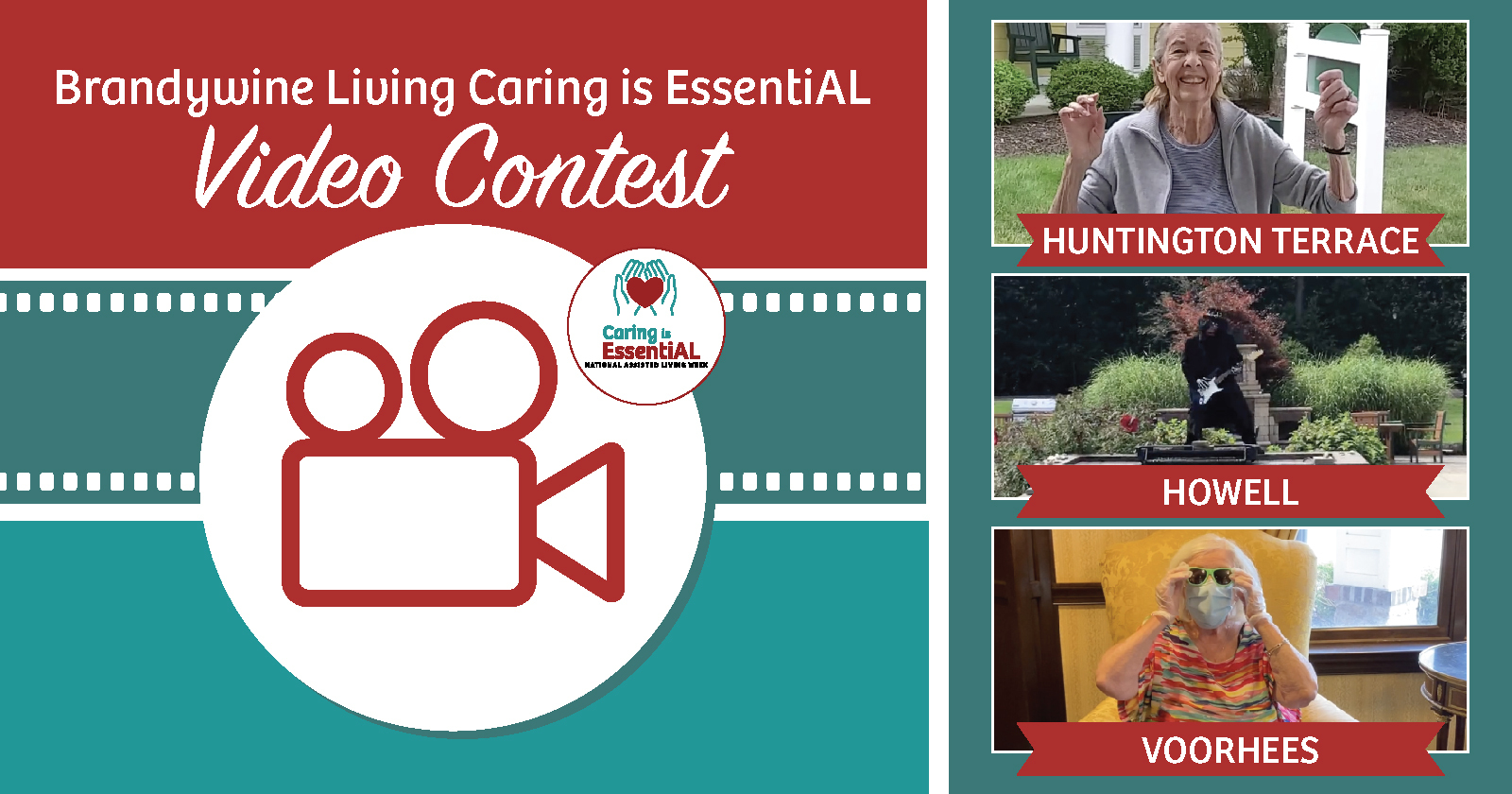Caring is EssentiAL Video Contest